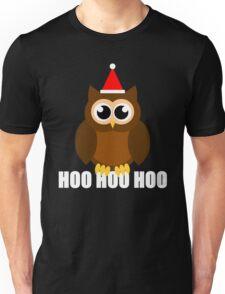A Very Hooty Christmas Unisex T-Shirt
