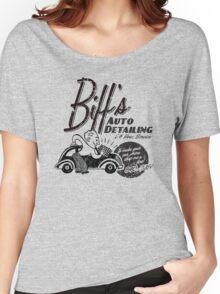 Biffs Auto Detailing Women's Relaxed Fit T-Shirt
