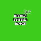 Bibbidi Bobbidi Booze  by Jeff Newell