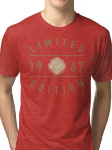 1967 Limited Edition Tri-blend T-Shirt