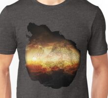 Dancing at sunset Unisex T-Shirt