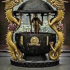 Golden Dragons of Zhinan by TonyCrehan
