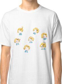 Mystic messenger Yoosung LOLOL Classic T-Shirt