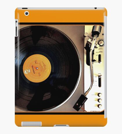 Vintage Pioneer Turntable iPad Case/Skin