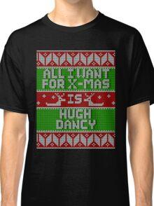 All I Want For Christmas 2016 (Hugh Dancy) Classic T-Shirt