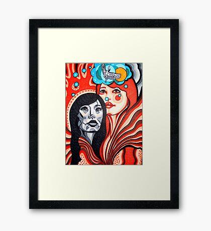 Envision Freedom Framed Print