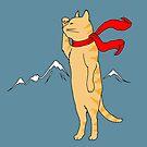 Adventure Cat by murrayjodie