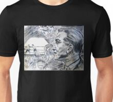 Barney Ross.....1st draft Unisex T-Shirt