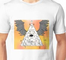 Non Timebo Mala - Supernatural Unisex T-Shirt