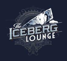 The Iceberg Lounge One Piece - Short Sleeve