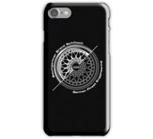 Automotive Enggineering iPhone Case/Skin