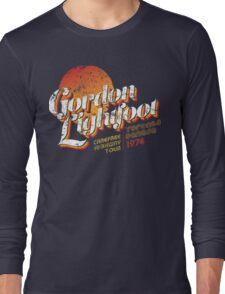 Gordon Lightfoot Long Sleeve T-Shirt