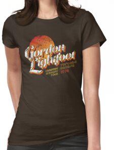 Gordon Lightfoot Womens Fitted T-Shirt