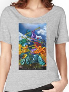 5 of Wands Women's Relaxed Fit T-Shirt
