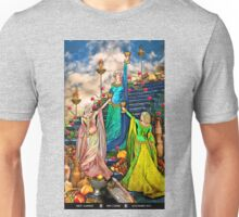 3 of Cups Unisex T-Shirt