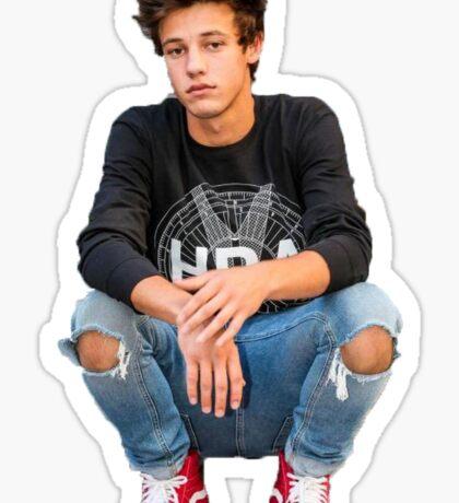 Cameron dallas  Sticker