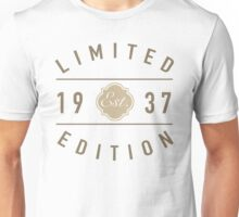 1937 Limited Edition Unisex T-Shirt