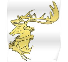 royal stag Poster