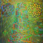 Tower of Babel digital - 2014 by karmym