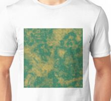 Lush Meadow Spicy Mustard Marble Unisex T-Shirt