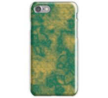 Lush Meadow Spicy Mustard Marble iPhone Case/Skin