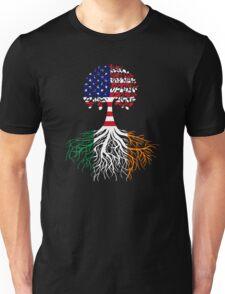 Family Tree - Irish Roots Unisex T-Shirt