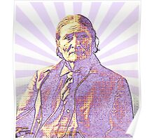 Geronimo - Psychedelic Apache Poster
