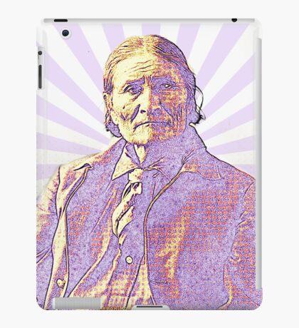 Geronimo - Psychedelic Apache iPad Case/Skin