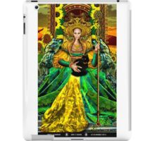 Queen of Wands iPad Case/Skin