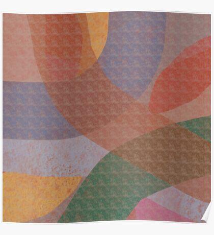Pantone 2016 Abstract Poster