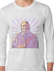 Geronimo - Psychedelic Apache Long Sleeve T-Shirt