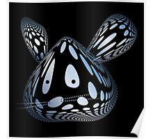 Bubble Mouse Poster