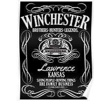 Winchester - American Legends Poster