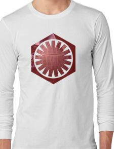 First Order - Vader Death Star Long Sleeve T-Shirt