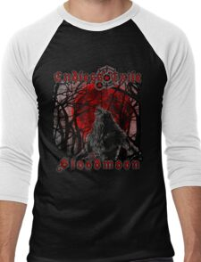 Endless Exile - Bloodmoon Cover Men's Baseball ¾ T-Shirt