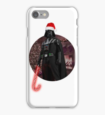 Vader Christmas iPhone Case/Skin