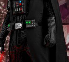 Vader Christmas Sticker