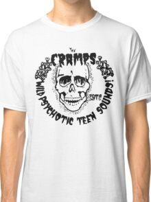 The Cramps Psychotic Teen Sounds Classic T-Shirt