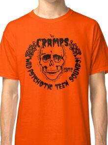 The Cramps Psychotic Teen Sounds Classic T-Shirt