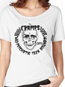 The Cramps Psychotic Teen Sounds Women's Relaxed Fit T-Shirt