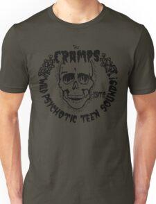 The Cramps Psychotic Teen Sounds Unisex T-Shirt