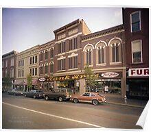 Hank Brother's Hardware Store, Paducah, Kentucky Poster