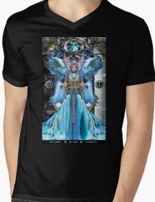 The High Priestess Mens V-Neck T-Shirt
