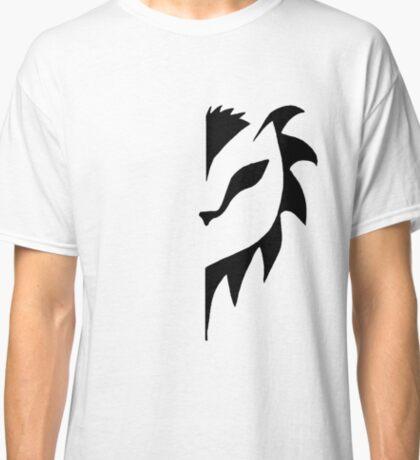 A Lion's Mane Minimalism Classic T-Shirt