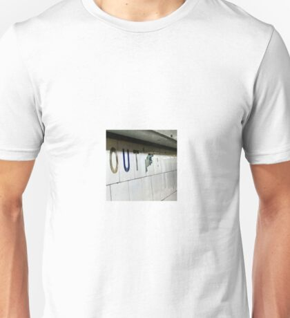Out - Get Out - Coming Out - Its all Out T-Shirt