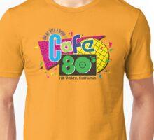 Cafe 80s Unisex T-Shirt
