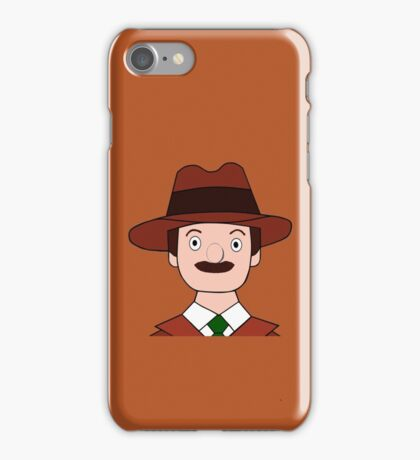 Farmer Jonathan Bell iPhone Case/Skin