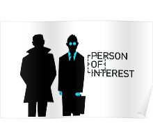 Person of Interest Poster