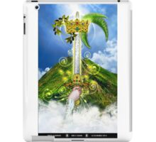 Ace of Swords iPad Case/Skin