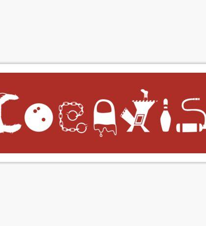 Coenxist Sticker